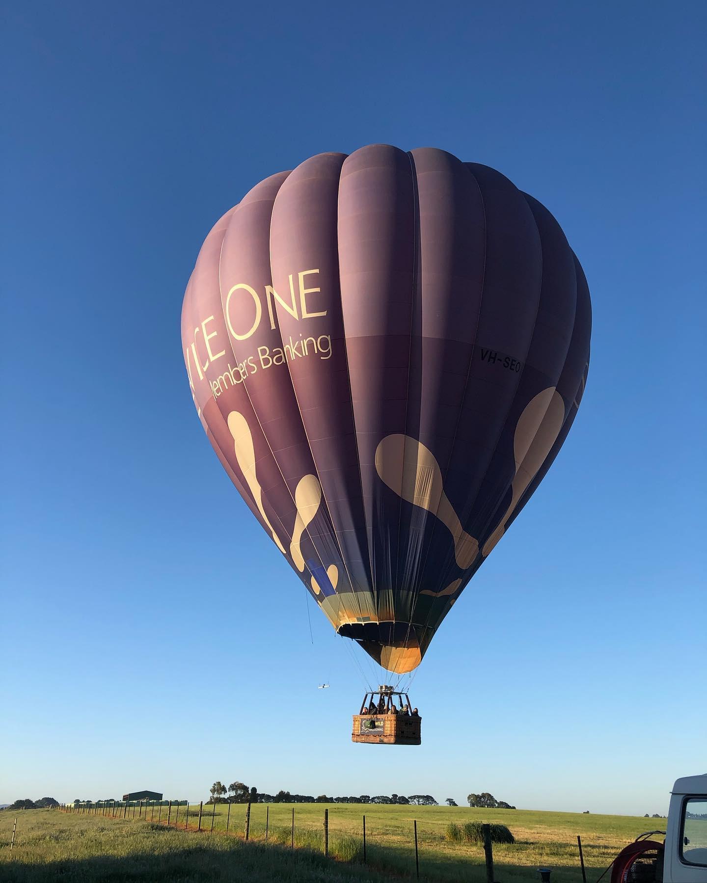Geelong Ballooning