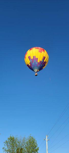 Serenity Ballooning - Hot Air Balloon Rides