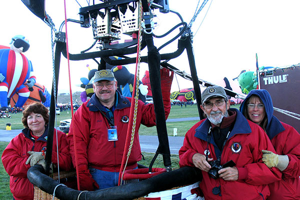 Sky Sail Balloons