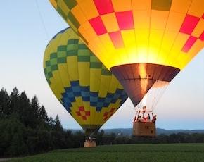 Up & Away Ballooning - Classic Flight
