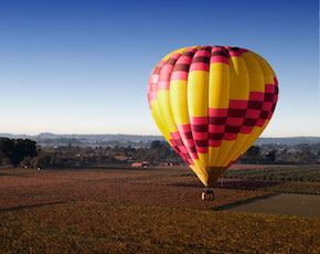 Up & Away Ballooning - Private Flight for 2