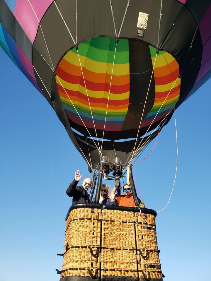 Sky Candy Ballooning - Standard Flight
