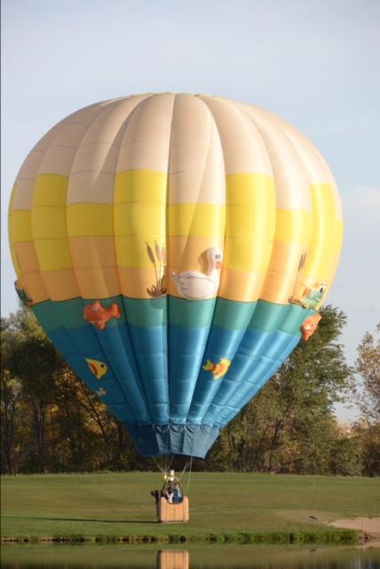 No Worries - Hot Air Ballooning
