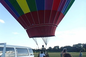 Above and Beyond Hot Air Balloon Company