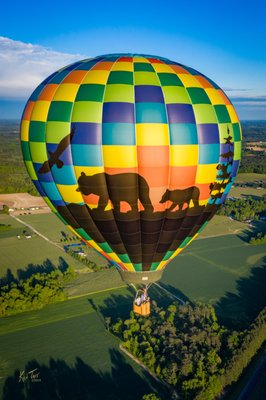Carolina High Hot Air Balloon Flights