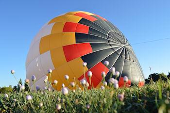 Rocky Mountain Hot Air Balloon Rides
