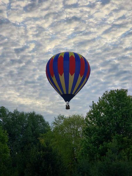 Lake Geneva Hot Air Balloon Rides