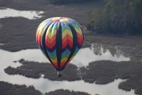 Coastal Balloon Rides