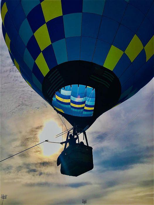 Velocity Hot Air Ballooning