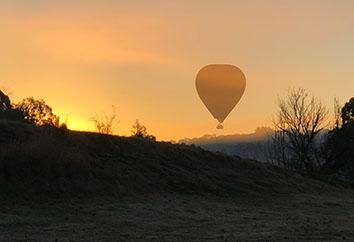 Liberty Balloon Flights in Geelong