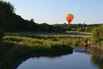 605 Balloon Ride - Private Flight