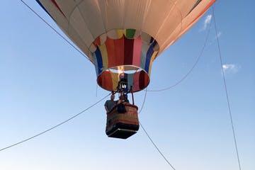 605 Balloon Tethered Ride