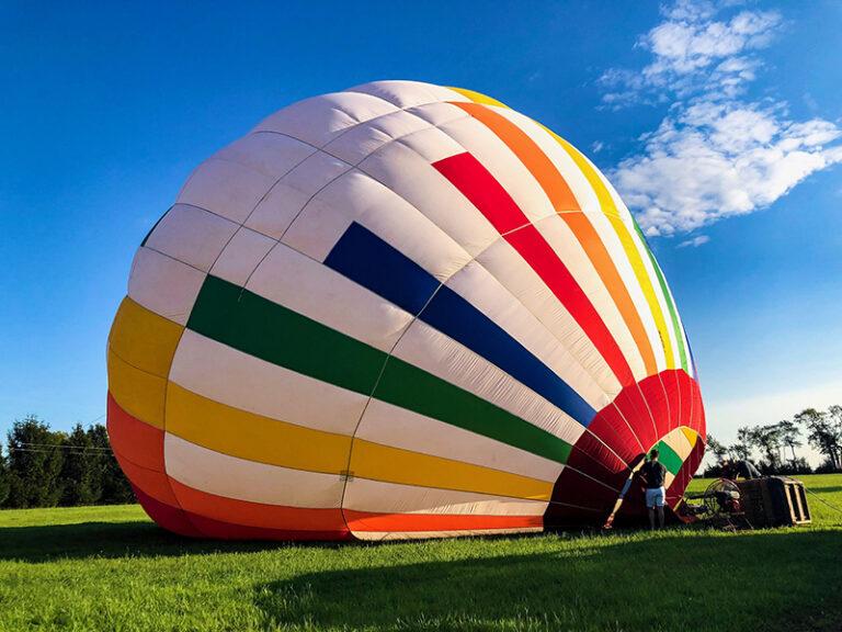 Hunterdon Ballooning - Exclusive Flights