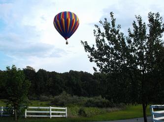 Skylands Balloon Flight