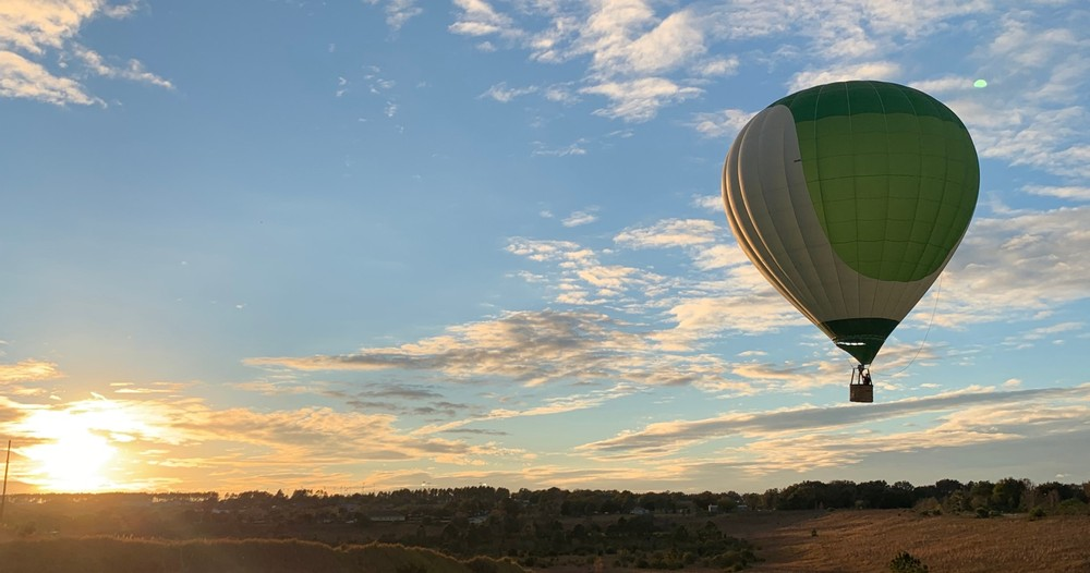 Skyview Balloons - Private Couple Ride