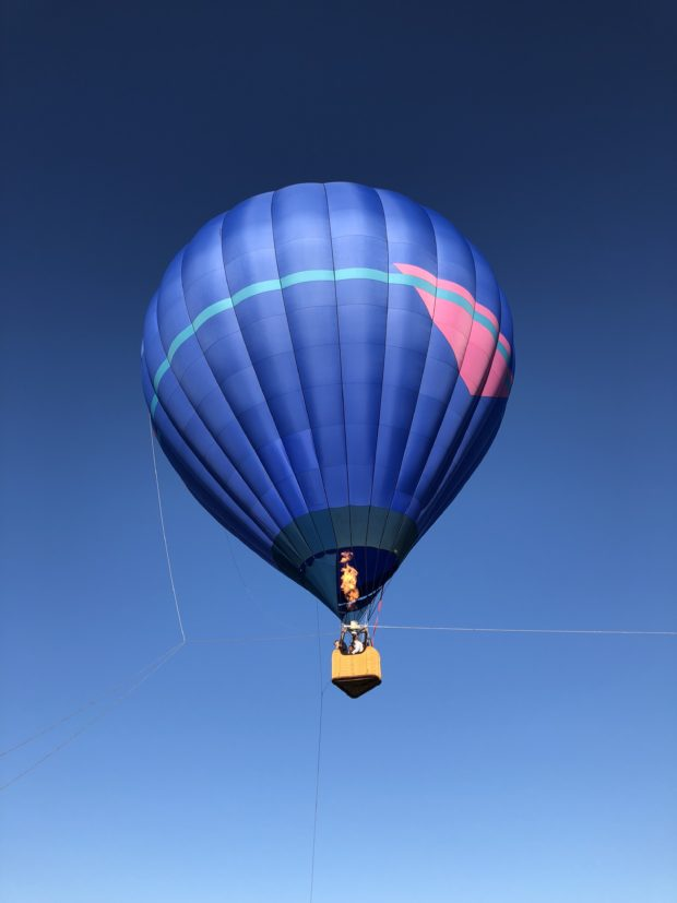 Balloon Stormers - Tethered Ride