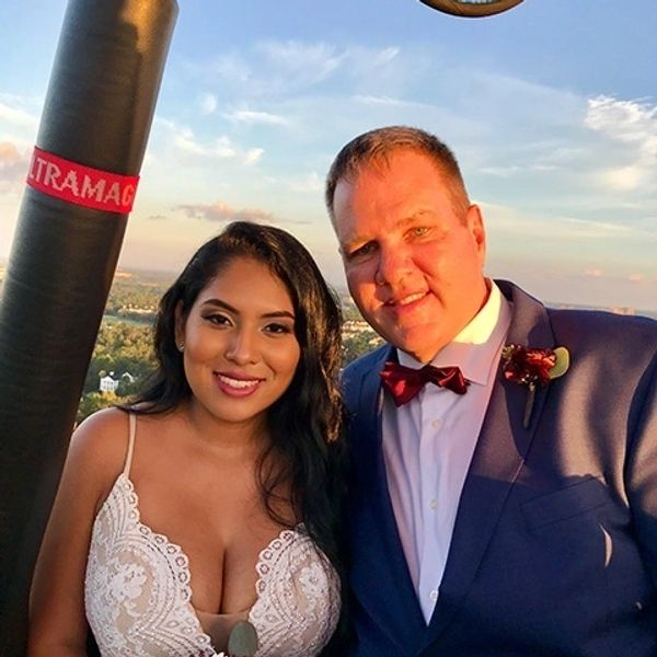 Maverick Balloon Adventures - Elopers Wedding Charter