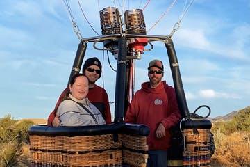 Destination Small Group Balloon Rides