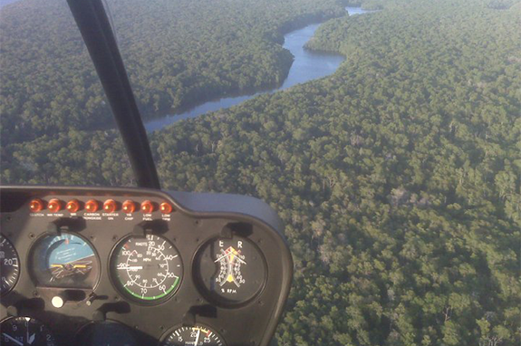 Helicopter Experts - River Tour
