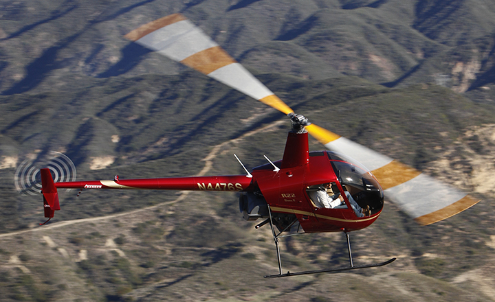 Helicopter Experts - Downtown Tour