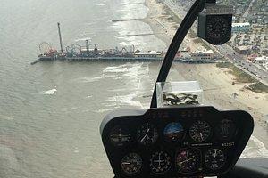 Galveston Helicopter Tours