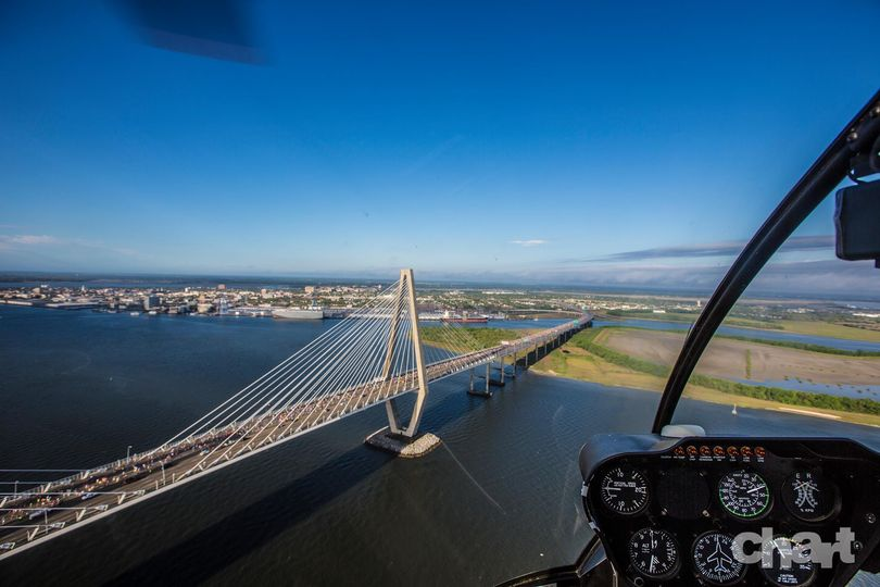 Fly In Helicopters - Waterfront Tour