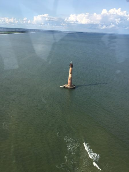 Fly In Helicopters - Lighthouse Tour