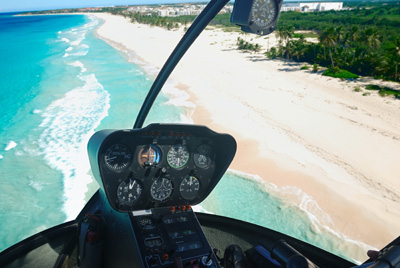 Helicopter Adventures - Barefoot Ride