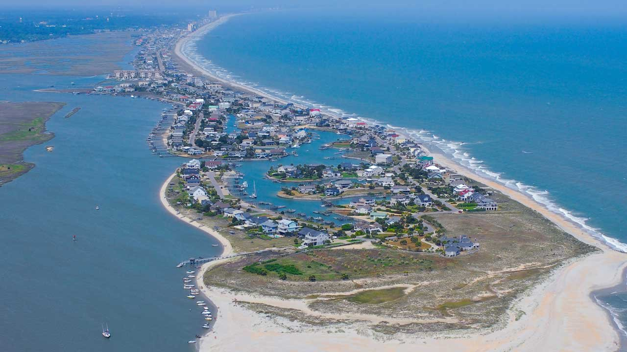 OceanFront Helicopters - Garden City Tour