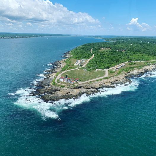 Newport Helicopter Mansion Tour