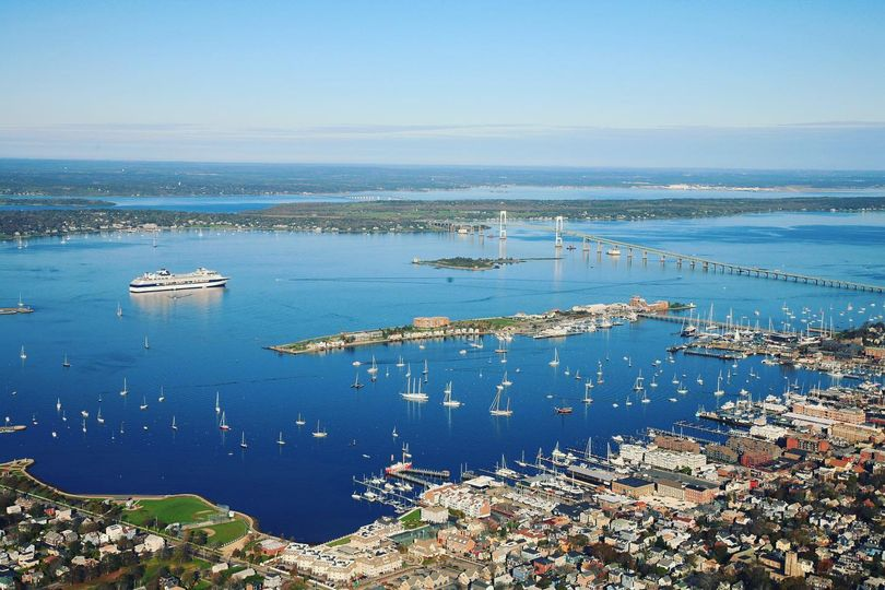 Newport Helicopter Bay Tour