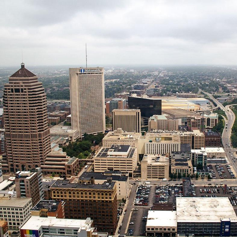 Columbus Helicopter Downtown Tours