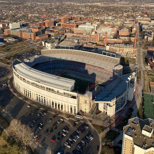 Columbus Helicopter Horseshoe Stadium Tours