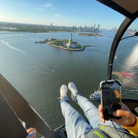 HeliFlights - Statue of Liberty Helicopter Experience
