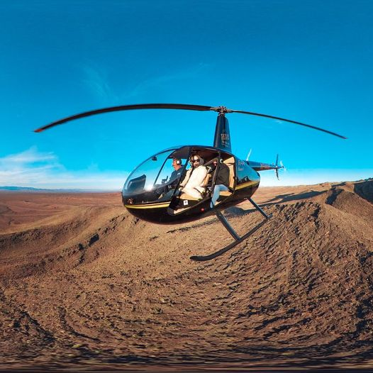 Skyline Helicopter Tours - Red Rock Canyon
