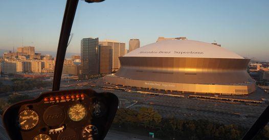 New Orleans Downtown City Tour