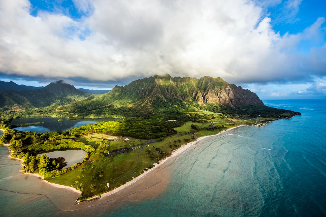 Rainbow Helicopters - Royal Crown of Oahu