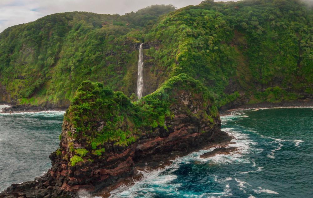 Blue Hawaiian - Hana & Haleakala