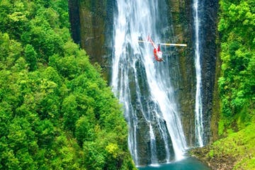Magical Waterfalls Helicopter Tours