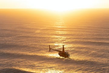 Kona Sunset Experience Helicopter Tour