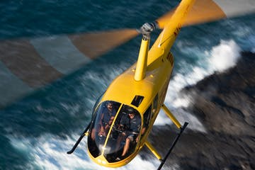 Kona Coast Helicopter Tour