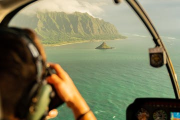Oahu Pro Photography Flight