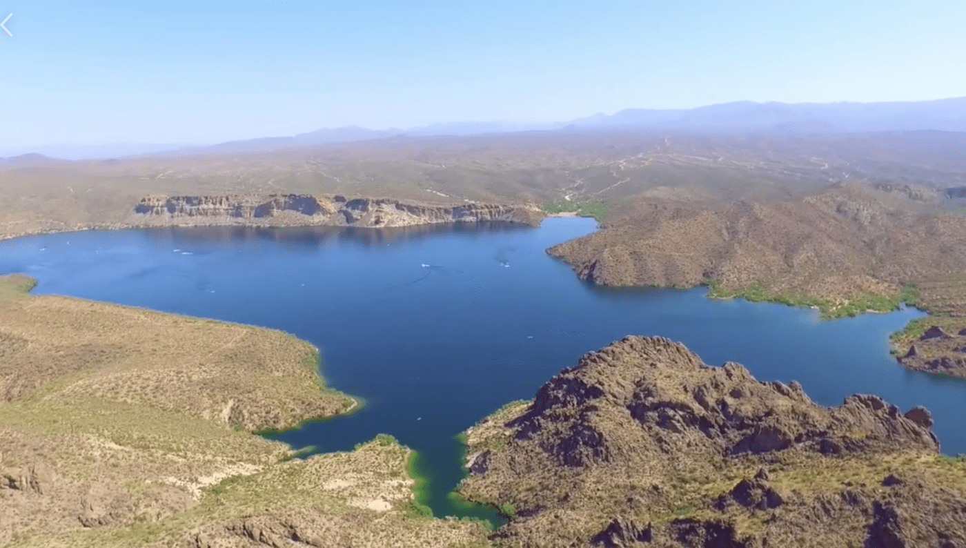 SunState Helicopter Tours - Desert Lakes