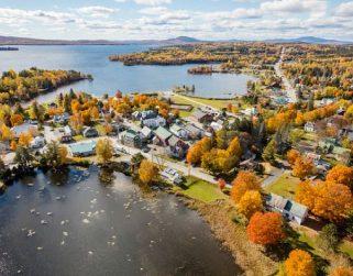 Acadian Seaplanes - Rangeley Lakes Region