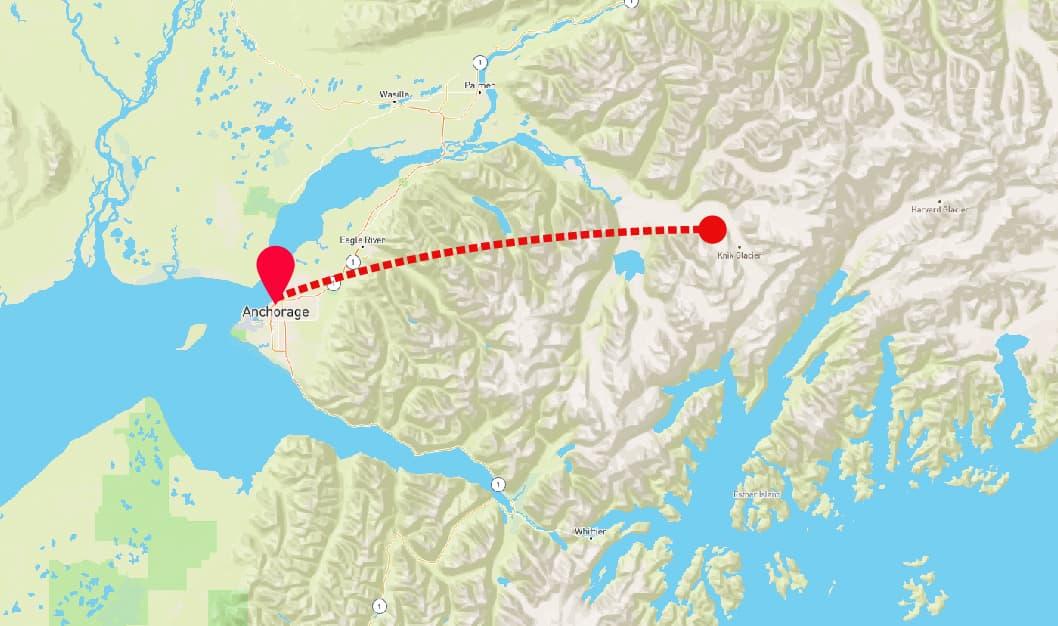 Glacier & Wildlife Flightseeing Tour