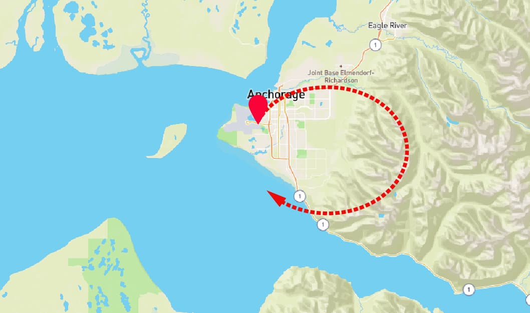 Rust's Flying Service - Anchorage Flightseeing