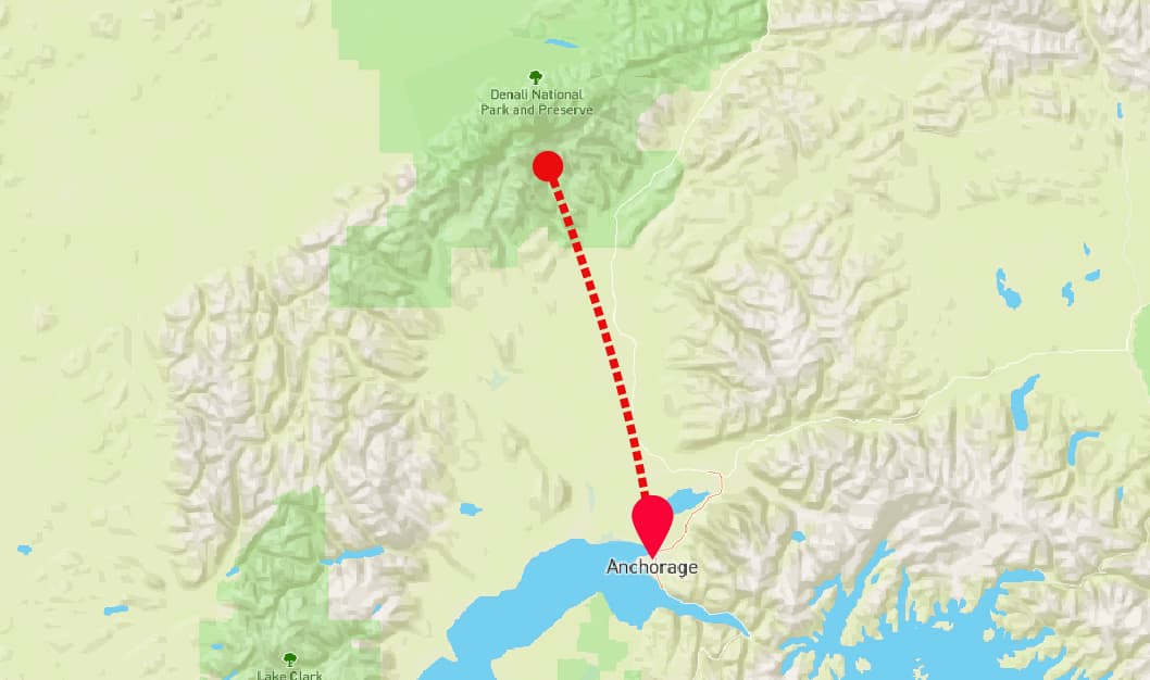 Rust's Flying Service - Discover Denali National Park
