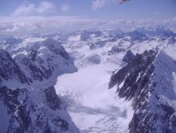 Anchorage & Chugach Mountain Flightseeing Tour