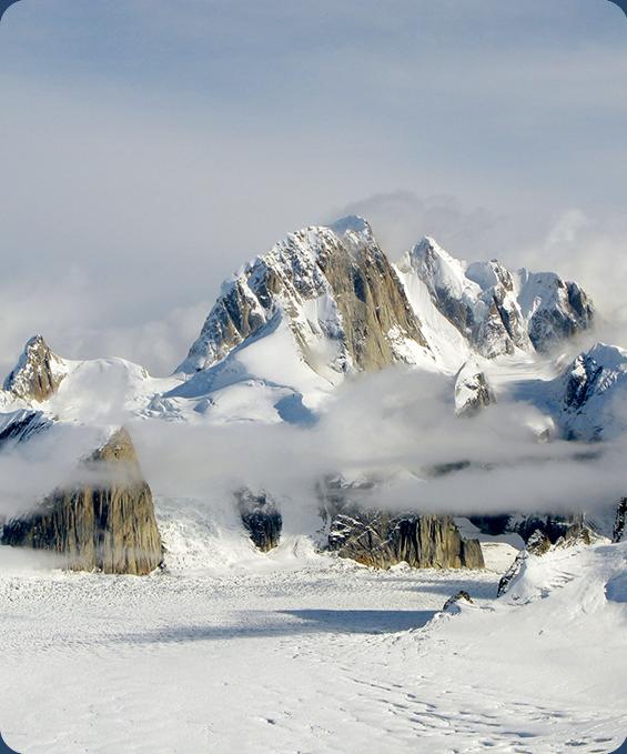 Alaska Floatplane - Denali National Park Tour