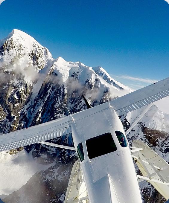 Alaska Floatplane - Explore Denali Ride